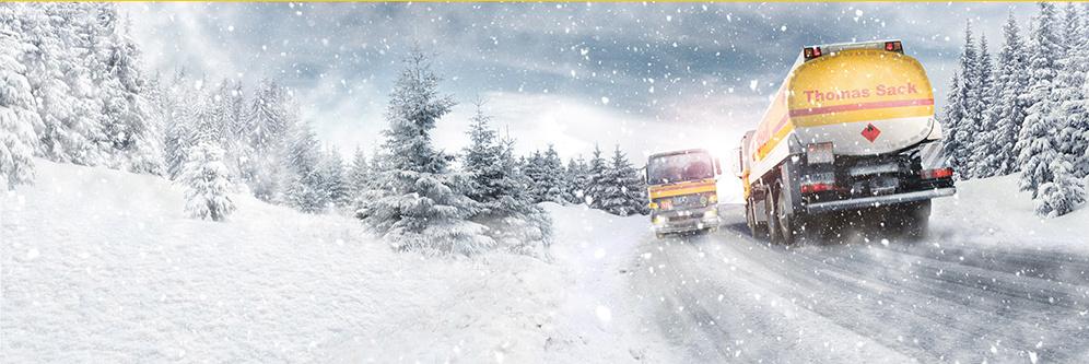 Kommen Sie gut durch den Winter